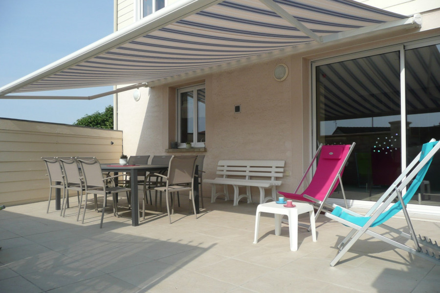 Location vacances Fouras -  Maison - 8 personnes - Barbecue - Photo N° 1