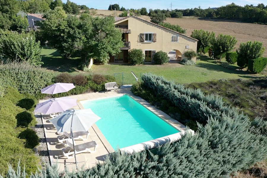 Holiday rentals Lurs - House - 18 persons - BBQ - Photo N° 1