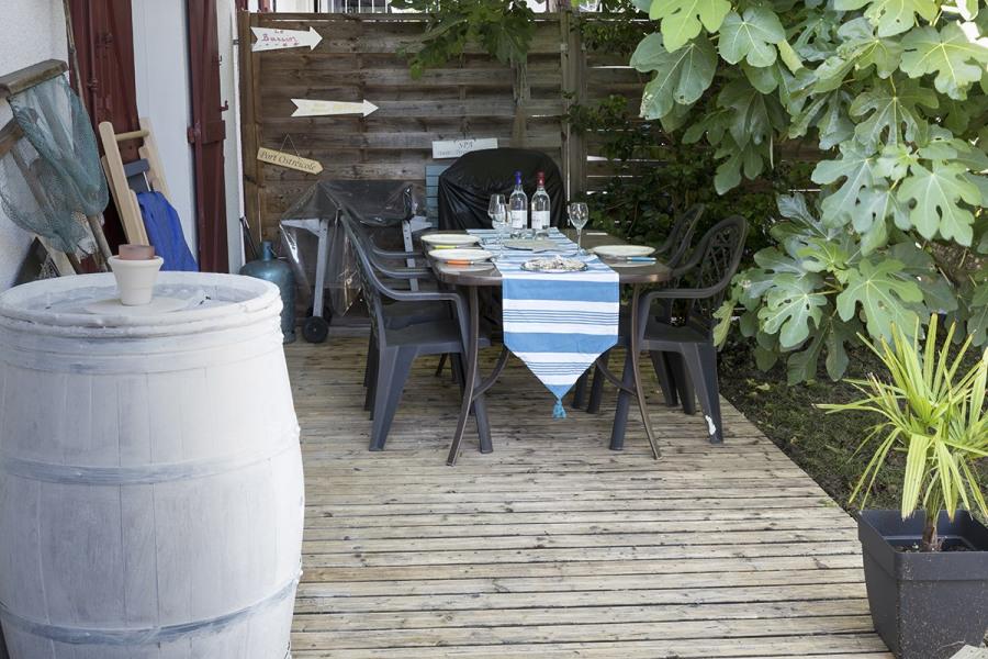 Location vacances Biganos -  Maison - 5 personnes - Barbecue - Photo N° 1