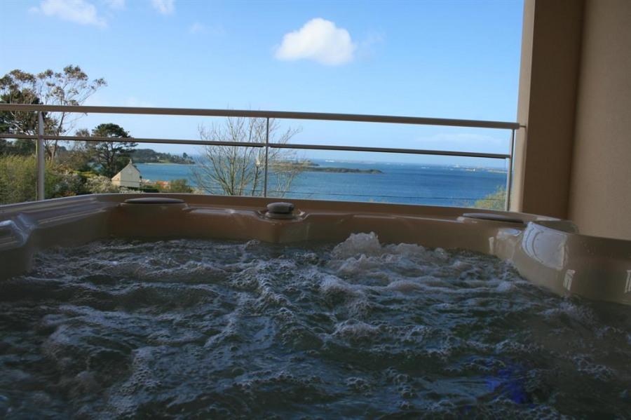 Villa pour 7 pers. avec piscine privée, Landéda