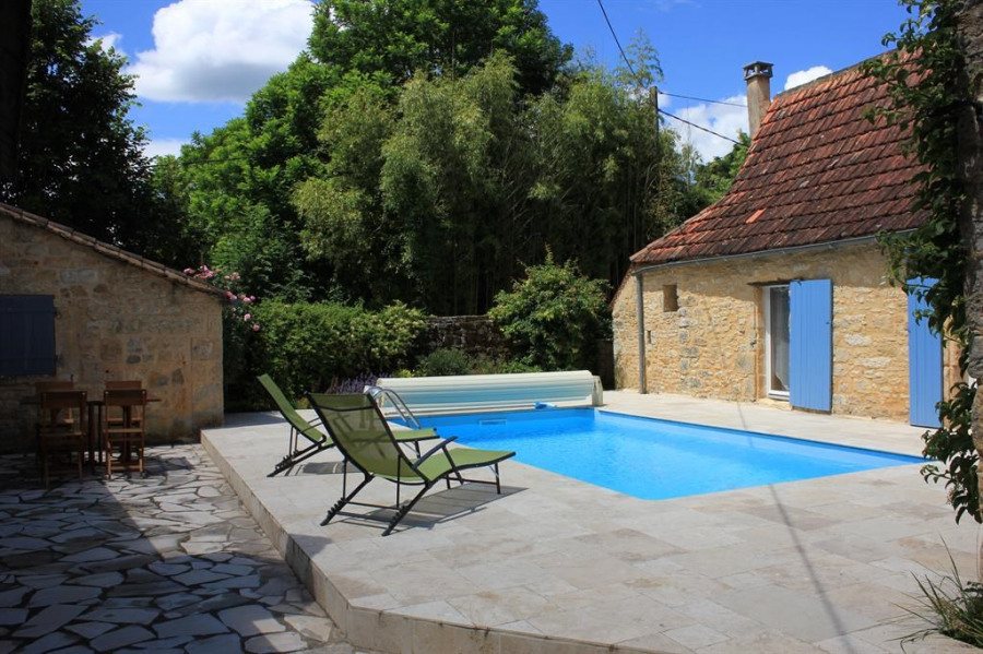 Holiday rentals Les Eyzies-de-Tayac-Sireuil - House - 4 persons - BBQ - Photo N° 1
