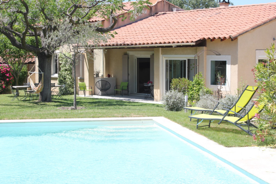 Holiday rentals Le Beaucet - House - 8 persons - BBQ - Photo N° 1