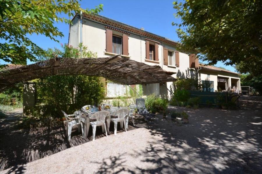 Location vacances Monteux -  Gite - 5 personnes - Jardin - Photo N° 1