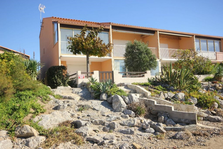 Location vacances Gruissan -  Appartement - 4 personnes - Barbecue - Photo N° 1