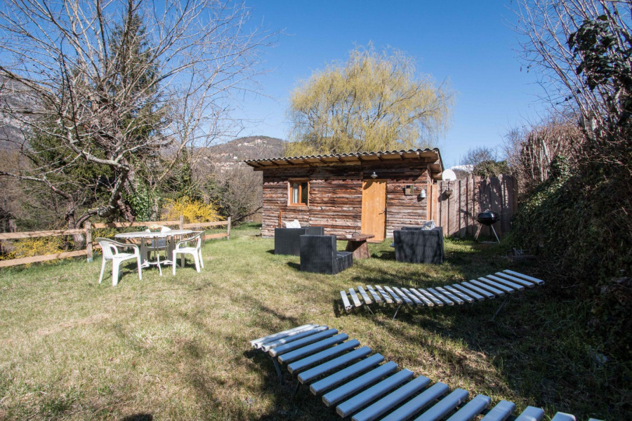 Holiday rentals Lantosque - House - 2 persons - BBQ - Photo N° 1