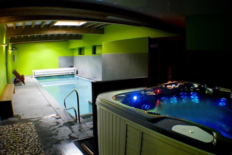 Jacuzzi Sauna Piscina.Apartamento De Vacances A Gerardmer En Lorraine Pour 8