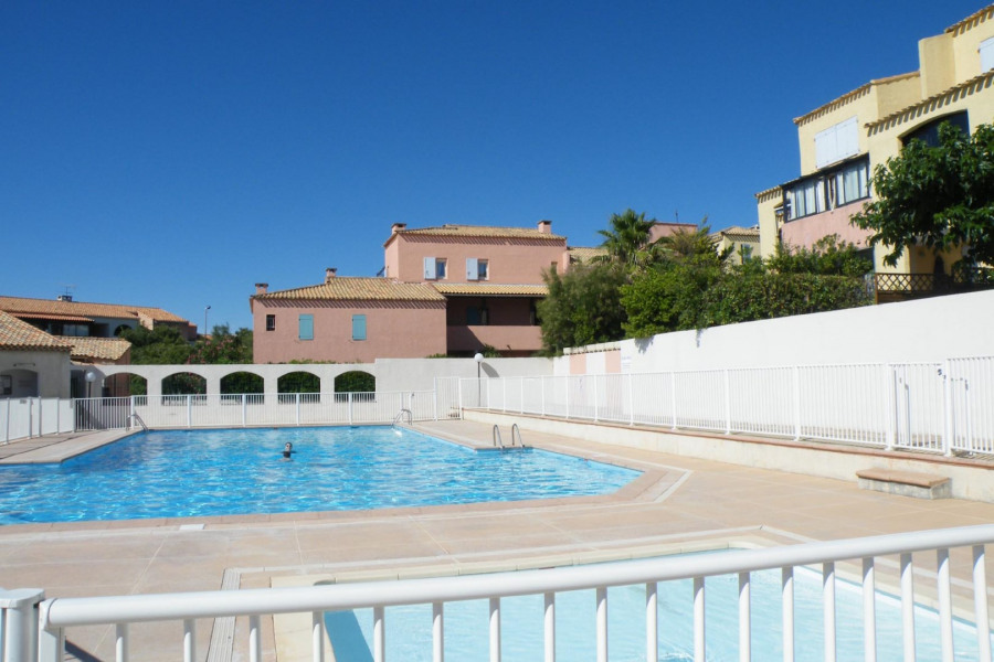 Holiday rentals Sausset-les-Pins - Apartment - 6 persons - Tennis court - Photo N° 1