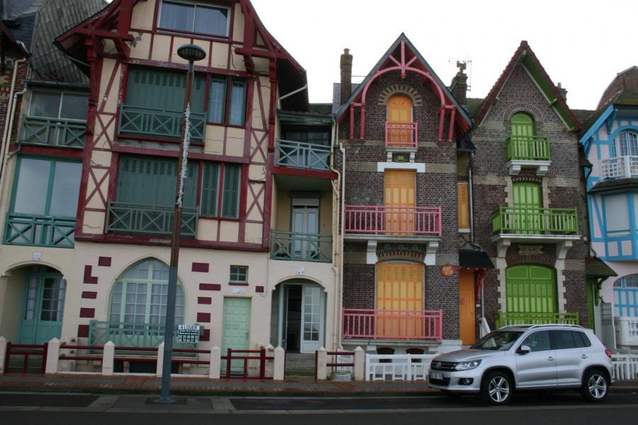 Ferienwohnungen Le Tréport - Wohnung - 3 Personen - Waschmaschine - Foto Nr. 1
