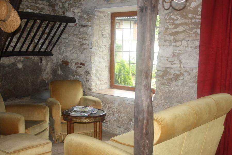 Location vacances Cambounet-sur-le-Sor -  Chambre d'hôtes - 6 personnes - Chaise longue - Photo N° 1