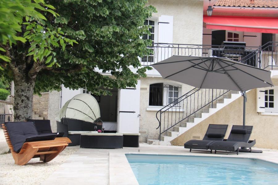 Cocooning entre les vignobles dans une villa avec piscine chauffée, whirlpool près de Golf! - Bou...