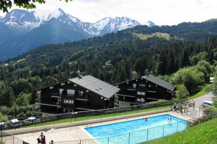 Appartement pour 5 pers. avec piscine, Saint-Gervais-les-Bains