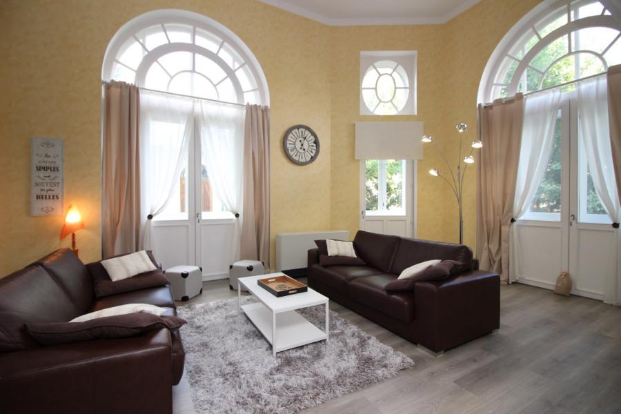 Location vacances La Bourboule -  Appartement - 6 personnes - Câble / satellite - Photo N° 1