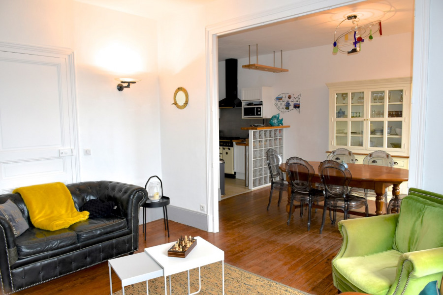 Holiday rentals Saint-Malo - House - 10 persons -  - Photo N° 1