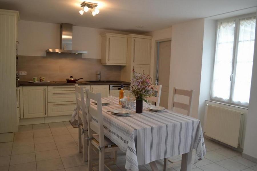 cuisine et espace de vie