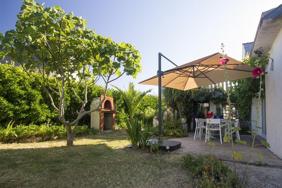 Location vacances Pouldreuzic -  Maison - 8 personnes - Barbecue - Photo N° 1