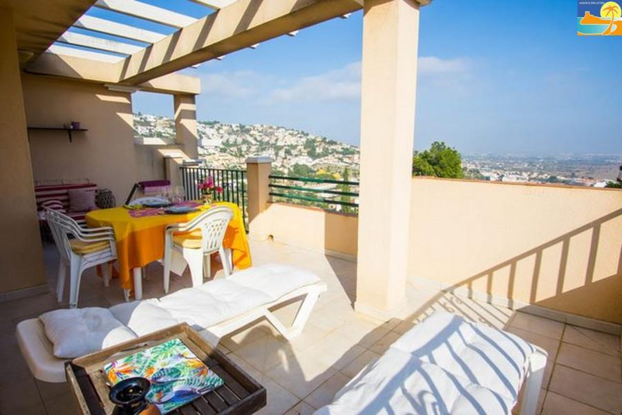 Location vacances Peníscola / Peñíscola -  Appartement - 6 personnes - Chaise longue - Photo N° 1