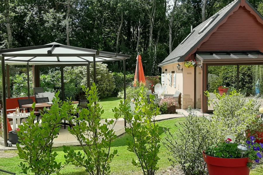 Location vacances Plourivo -  Maison - 4 personnes - Barbecue - Photo N° 1