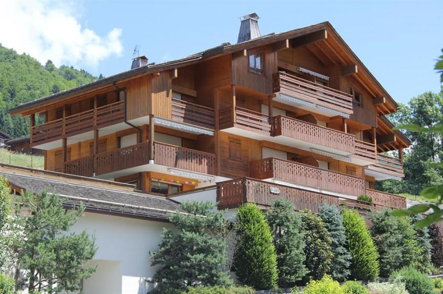 Appartement pour 5 pers. avec parking privé, Le Grand-Bornand
