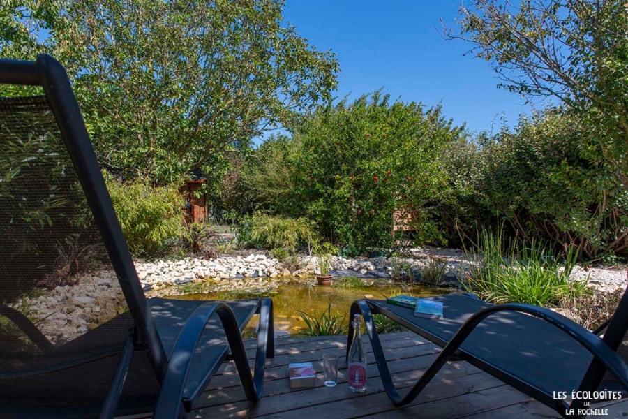 Location vacances La Rochelle -  Gite - 10 personnes - Jardin - Photo N° 1