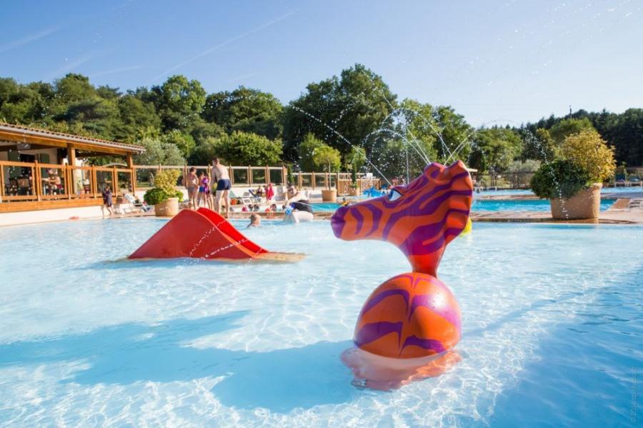 A une heure au sud de Lyon et deux pas du Vercors, le camping Domaine La Garenne propose des vacances sereines dans u...