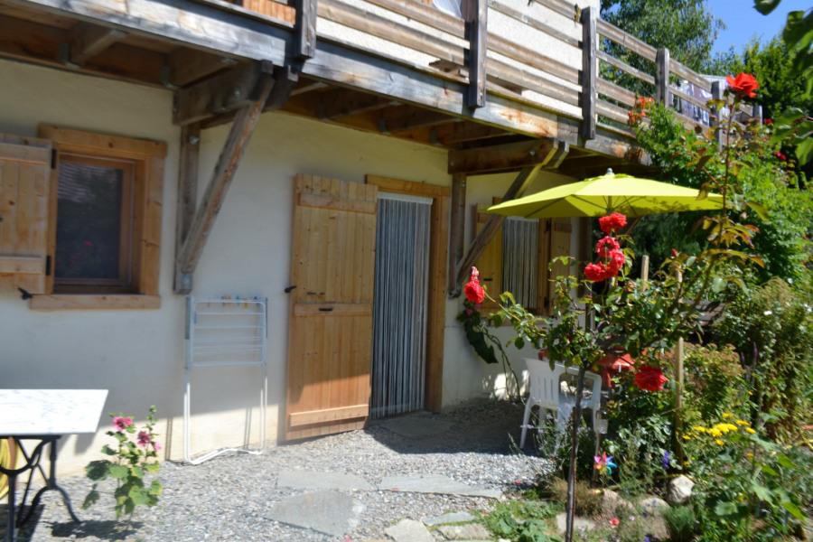 Location vacances Saint-Julien-en-Champsaur -  Appartement - 6 personnes - Chaise longue - Photo N° 1