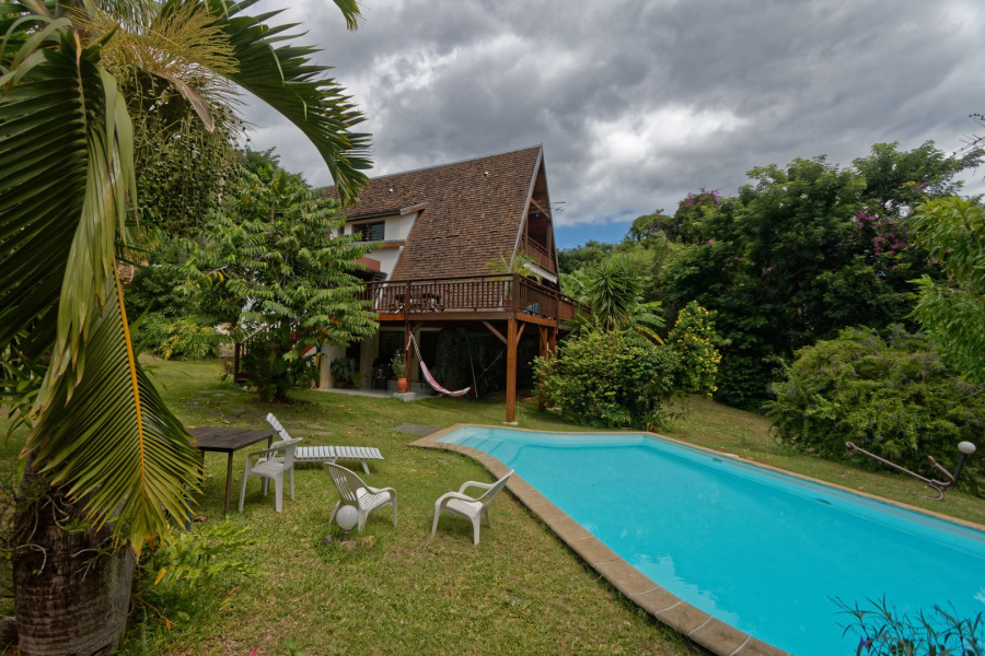 Holiday rentals La Possession - House - 6 persons - Garden - Photo N° 1