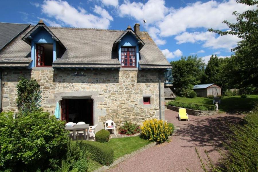 Gîtes de France La Sollerie. Maison indépendante.