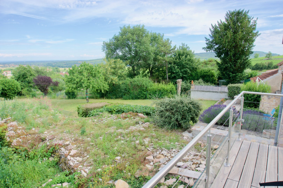 Location vacances Mercurey -  Gite - 4 personnes - Barbecue - Photo N° 1
