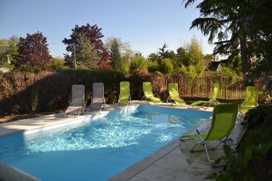 Maison pour 16 pers. avec piscine privée, Blois