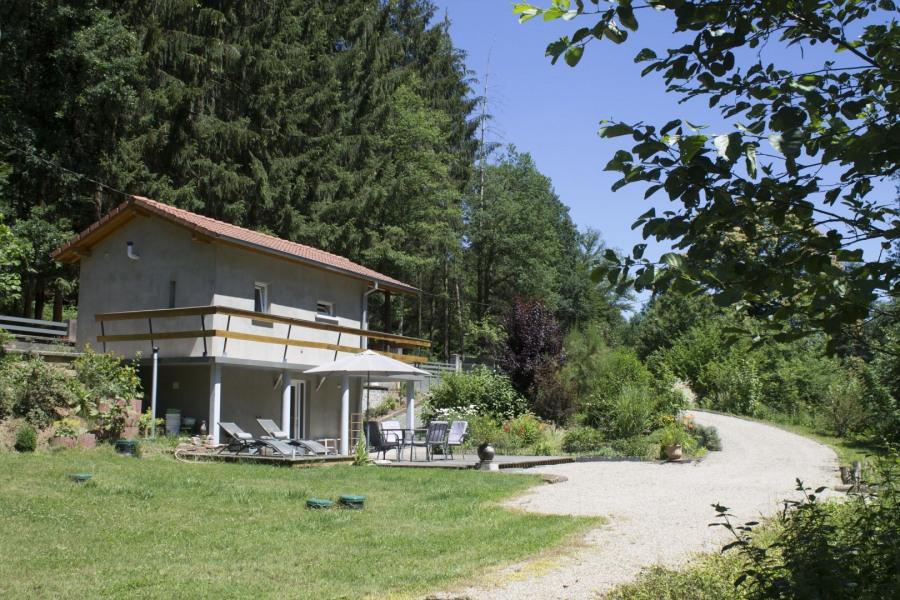 Charmante petite maison indépendante et isolée dans un cadre forestier. - Reipertswiller