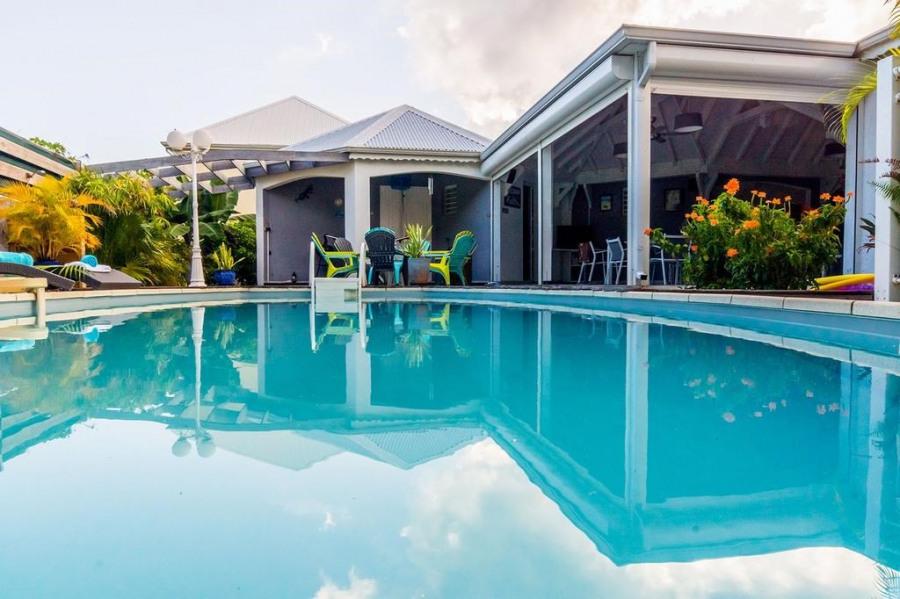 Villa CARBET DES ÎLES - jusqu'à 7 personnes