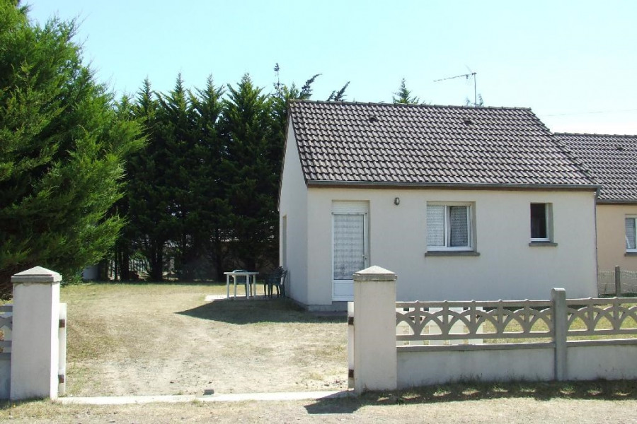 Holiday rentals Saint-Germain-sur-Ay - House - 5 persons - BBQ - Photo N° 1