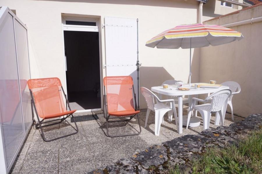 Maison 2 pièces- 45 m² environ- jusqu'à 4 personnes.