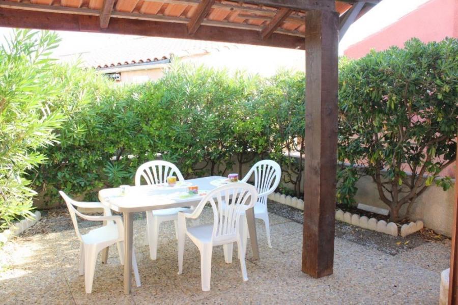 Gruissan (11) -Ayguades -Maisons de la plage.