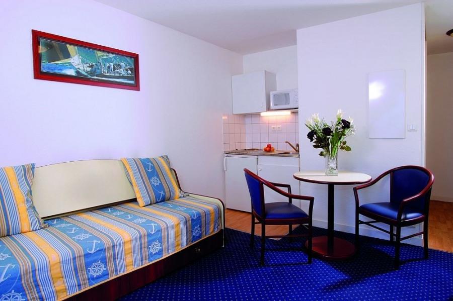 Location vacances Brest -  Appartement - 2 personnes - Télévision - Photo N° 1