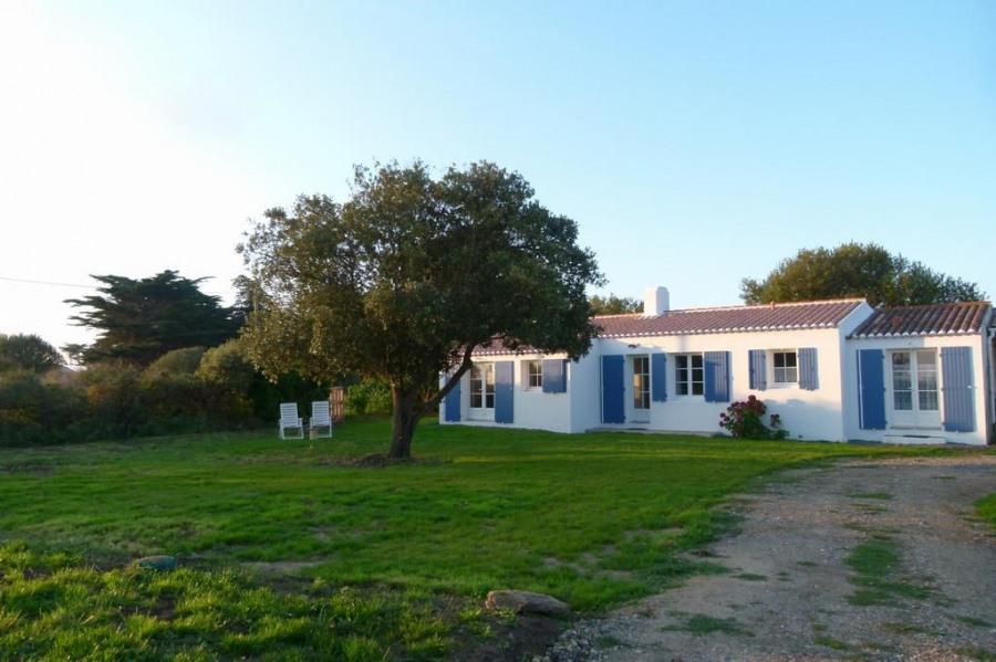 Maison pour 7 pers., L'Île-d'Yeu