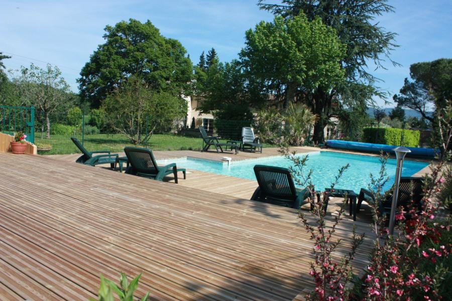 Location vacances Montboucher-sur-Jabron -  Gite - 5 personnes - Barbecue - Photo N° 1