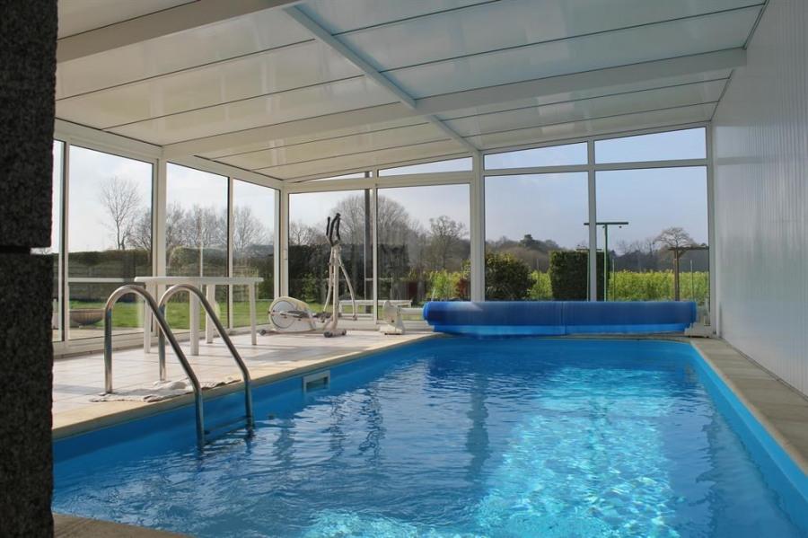 pour 7 pers. avec piscine privée, Plouagat