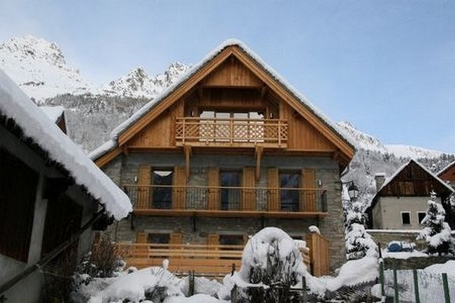 Holiday rentals Vaujany - House - 10 persons - Deck chair - Photo N° 1