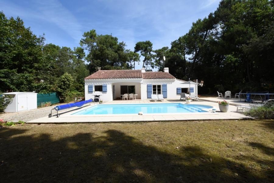 Location vacances Jard-sur-Mer -  Maison - 9 personnes - Barbecue - Photo N° 1