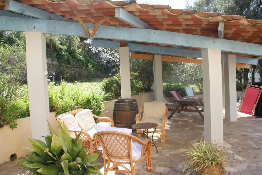Location vacances Olmeto -  Appartement - 6 personnes - Barbecue - Photo N° 1