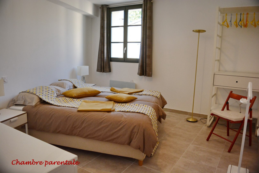 Holiday rentals Malaucène - Apartment - 4 persons - Board games - Photo N° 1