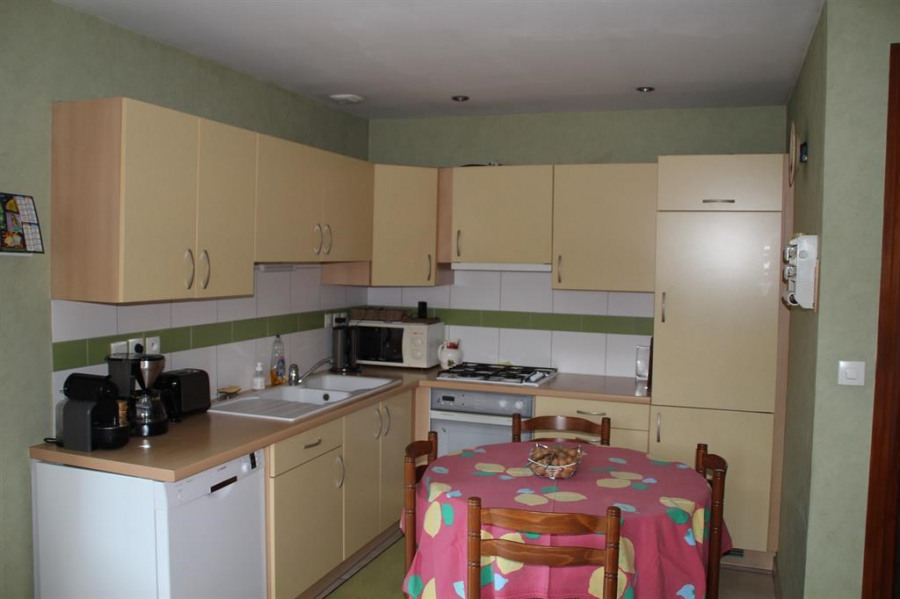 Holiday rentals Orbey - Apartment - 4 persons - Garden furniture - Photo N° 1