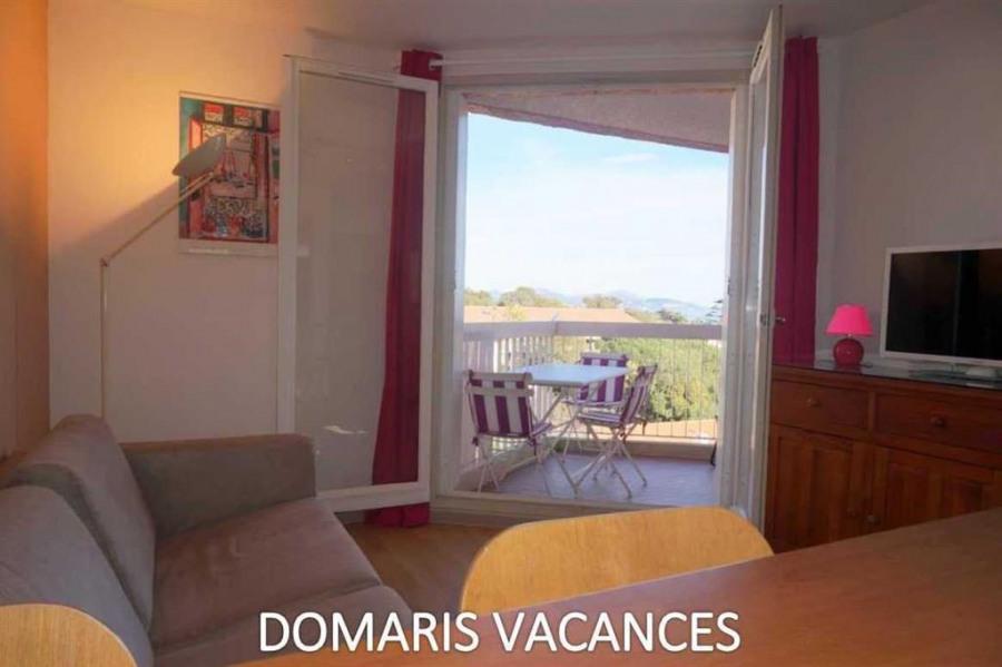 Appartement *** 1 chambre, 4 couchages, balcon vue mer panoramique