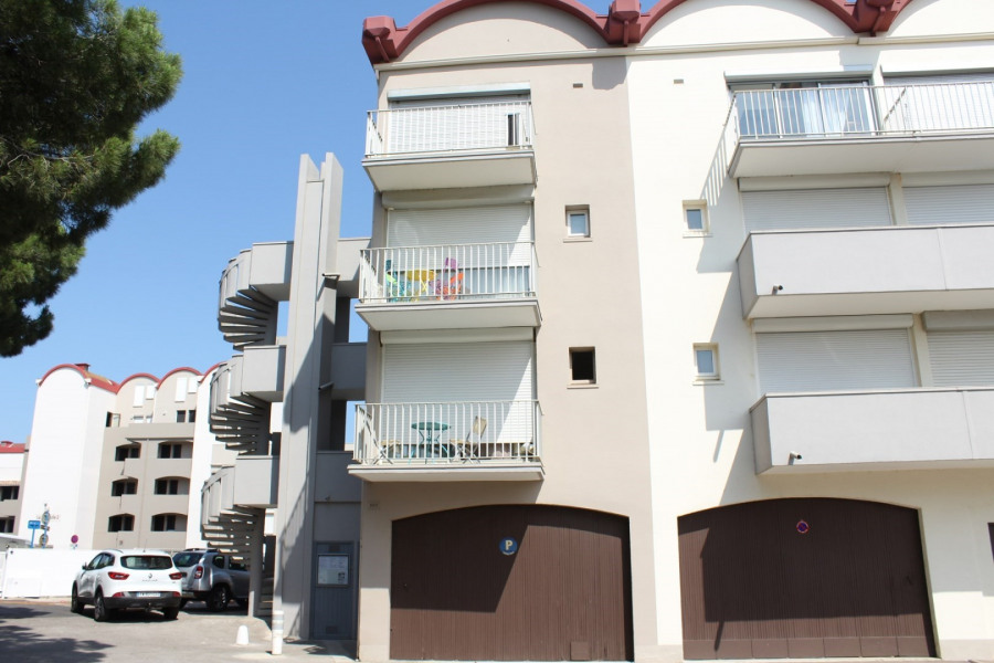 Appartement pour 4 pers., Gruissan