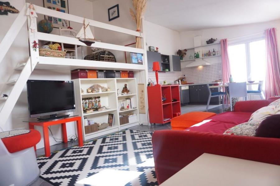 Appartement 3 pièces- 65 m² environ- jusqu'à 4 personnes.