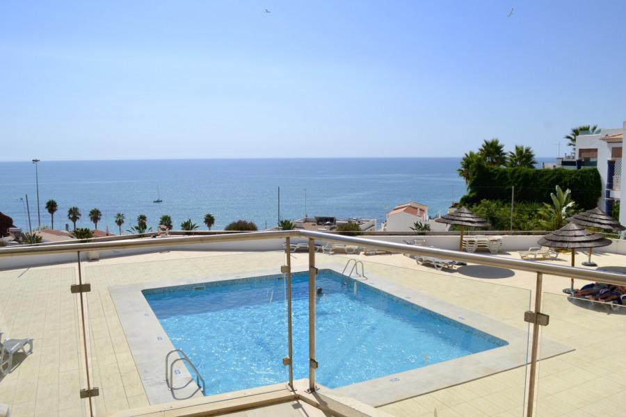 Appartement Front de mer avec vue sur la mer