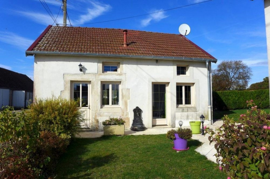 Location vacances Faverolles -  Gite - 2 personnes - Barbecue - Photo N° 1