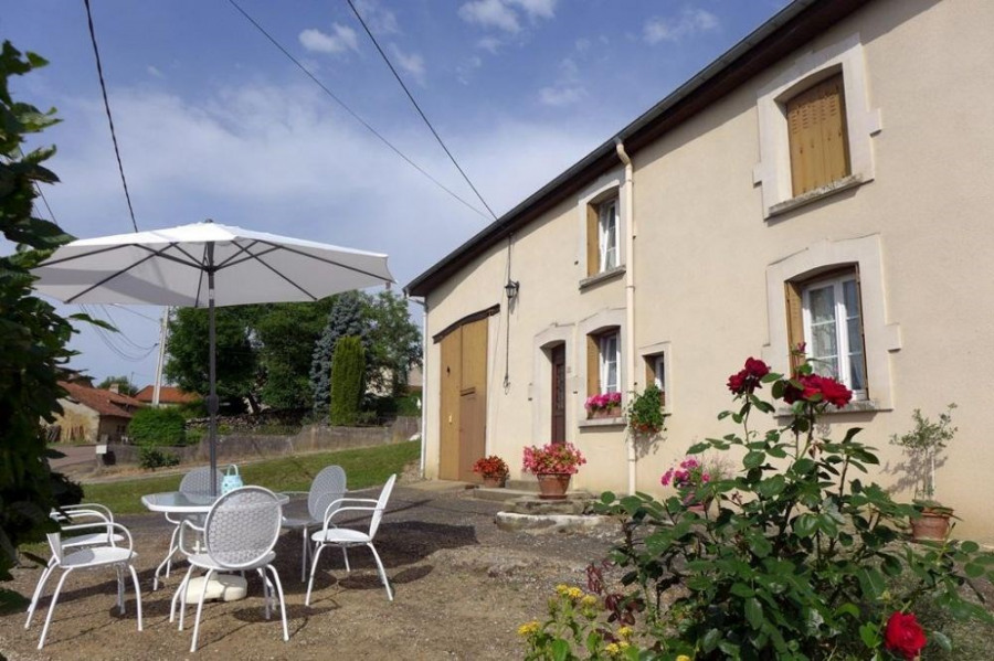 Location vacances Chaumont-la-Ville -  Gite - 2 personnes - Barbecue - Photo N° 1