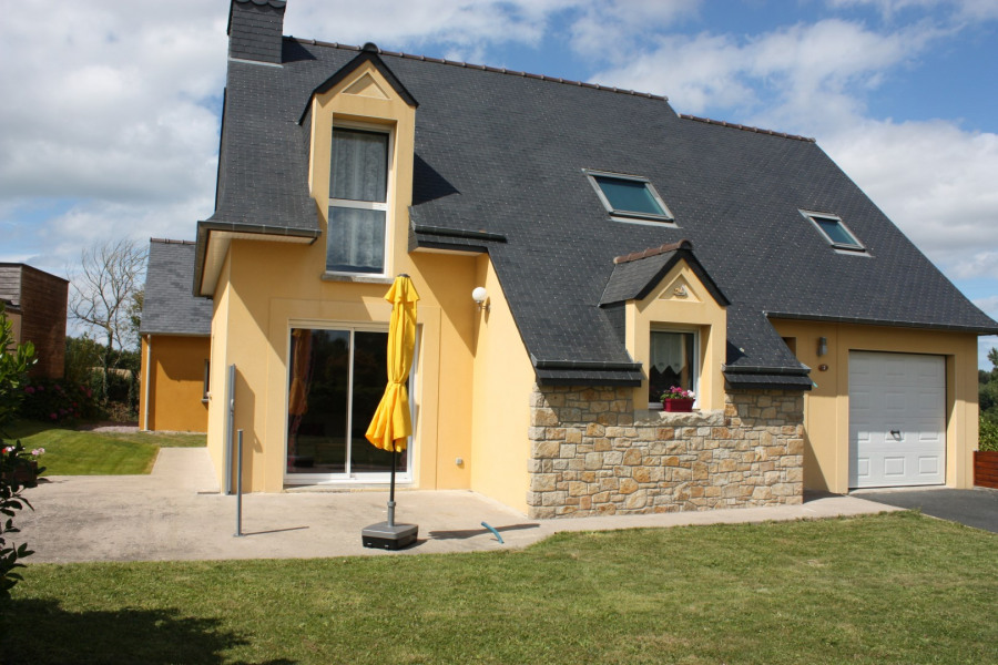 Location vacances Saint-Alban -  Maison - 8 personnes - Barbecue - Photo N° 1